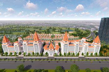 Tổng hợp kho hàng shophouse và biệt thự liền kề tại Ciputra Hà Nội