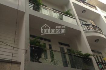 Bán nhà hẻm 4m Cao Thắng, Q. 3, DT: 3,4x11m 4 lầu, giá: 7,2 tỷ