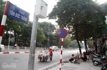 Cần bán nhà mặt phố Tôn Đức Thắng đối diện Quốc Tử Giám, 101.2m2, giá 35 tỷ KD tốt, LH 0917462689