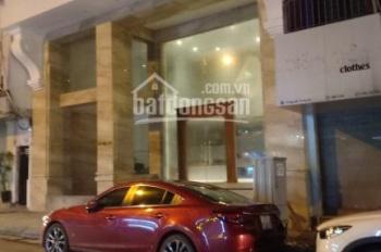 Chính chủ bán nhà mặt phố Nguyễn Trường Tộ, DT 76m2 5 tầng mặt tiền 7m, giá 33 tỷ. LH 0967458080