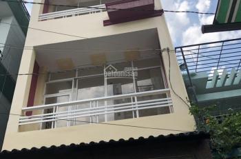 Bán nhà trệt + 2 lầu + ST, SHCC HXH 280 Bùi Hữu Nghĩa, khu gần chợ Bà Chiểu giáp quận 1