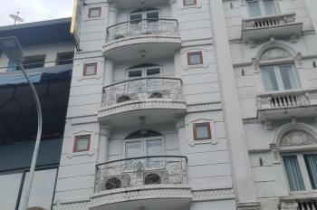 Cho thuê nhà 26 Lê Thánh Tôn, P Bến Nghé, quận 1. DT: 4x22m 5 tầng, TM, 9P giá 130 triệu