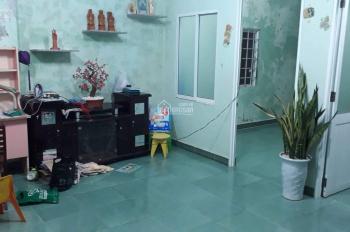 Cho thuê nhà 2 mê lệch đường Trần Cao Vân