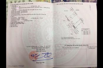 Bán nhà hẻm cách đường Nguyễn Thái Bình 15m - Quận 1 - 0901.46.49.76