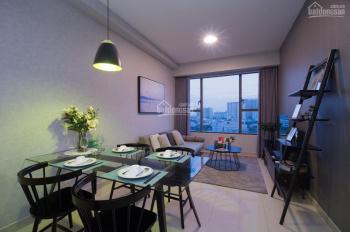 Cho thuê căn hộ River Gate, 2PN 75m2, full nội thất, 23 triệu/tháng (bao phí), LH 0908268880