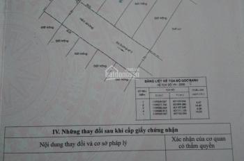 Chính chủ bán đất Nguyễn Oanh, Phường 17, Quận Gò Vấp. DT: 64.5m2, MT 4.47m
