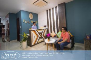 Cho thuê lại mặt bằng kinh doanh 40m2 đường Lê Lai, Quận 1, TP. HCM