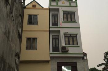 Chính chủ bán nhà mới tại Mai Hiên, Mai Lâm, Đông Anh, 40m2, 3 tầng 1 tum, 1,5 tỷ có thương lượng