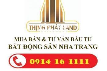 Cần bán lô đất 2112m2 mặt tiền Lê Thánh Tôn, Nha Trang, LH: 0914161111 Ngọc