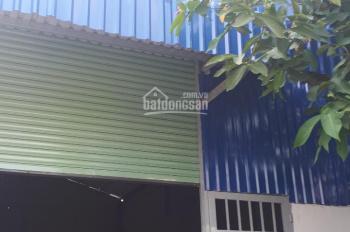Cho thuê nhà xưởng 1200m2, 56tr/th tại Nguyễn Ảnh Thủ, Hiệp Thành Q12, nhà xưởng mới 100% sạch đẹp