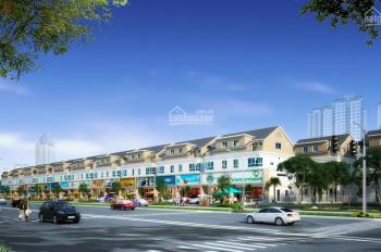 Bán căn nhà phố 90m2 đường 16m view CV, hướng TN, Dragon Village, Q.9, giá 4,3 tỷ, LH: 0909797786