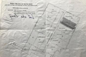 Bán 69.2m2 đất gần TĐC Hồ Đá, Sở Dầu, Hồng Bàng. Giá 1.15 tỷ