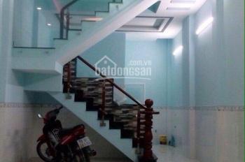Bán nhà 1 lầu Mã Lò. 4m x 10m, giá: 3.2 tỷ TL