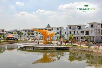 Cần bán biệt thự view hồ cực đẹp, khu VIP Thăng Long Home Hưng Phú. LH: 0934104168 Lê Anh