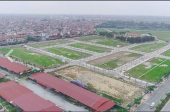 Bán đất nền dự án Vườn Sen Từ Sơn, Bắc Ninh, sổ đỏ chính chủ, DT 108m2, giá 2.6 tỷ, LH: 0384948416