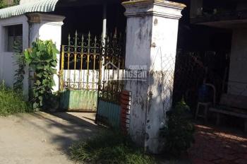 Bán gấp căn nhà cấp 4, 12,5x21m, ô 6 khu B, thị trấn Hậu Nghĩa