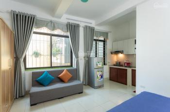 Cho thuê căn hộ dịch vụ full nội thất giá từ 5.5tr/th tại 128 Đình Thôn. LH 0948602164