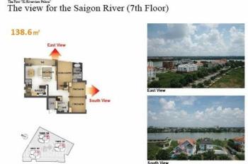 LH 09099 88697. Bán căn hộ Xi Riverview Palace, Thảo Điền, 145, 185, 200m2