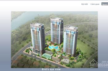 Bán căn hộ Xi Riverview Palace, 140m2, 180m2, 200m2, nhà ko nội thất. LH 09099 88697