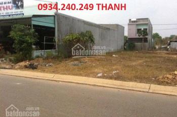 Cần bán đất ngay mặt tiền Tỉnh Lộ 10, sát chợ chiều, 120m2, giá 480tr