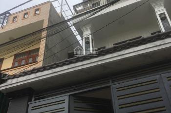 Bán nhà mới 3 tấm đúc đẹp 1/ Nguyễn Văn Quá, Q12, SHR hoàn công đủ. LH: 0902935487