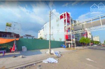 Cần bán gấp đất MT đường Hoàng Diệu, p5, q4, SHR, XDTD, DT 60m2; 0902371350 Khang