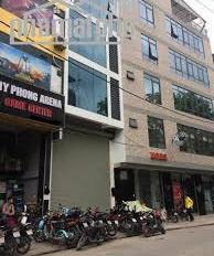 Cho thuê nhà mặt phố Tuệ Tĩnh gần Vincom, 280m2 x 3 tầng, MT 6,5m, LH: 0913851111