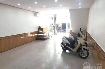 Cho thuê mặt bằng giá rẻ khu vực Trung Kính, Hà Nội