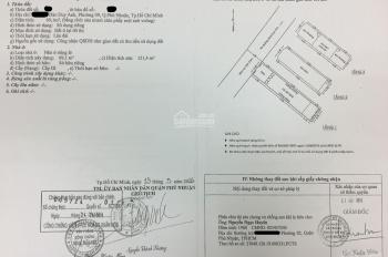 Ngân hàng thanh lý nhà hẻm xe hơi 159 Đào Duy Anh, Phường 9, Quận Phú Nhuận. DT 70m2 giá 10,3 tỷ