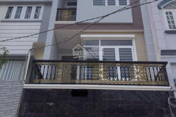 Nhà đẹp cao 4 tầng 4x10m giá rẻ 4,8 tỷ KDC Nam Hùng Vương, q. Bình Tân, HCM. 090.360.1451