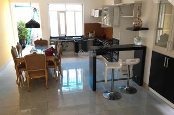 Bán gấp nhà phố khu dân cư Conic 13E, DT 100m2, sổ hồng hoàn công đầy đủ, nội thất sang trọng