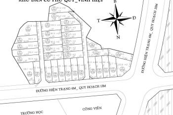 Mở bán khu dân cư Phú Quý - Vĩnh Hiệp - Nha Trang, chỉ từ 11 tr/m2