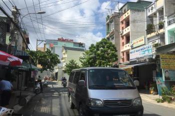 Bán nhà 1 trệt, 1 lửng, 3 lầu, mặt tiền đường Huỳnh Thị Hai
