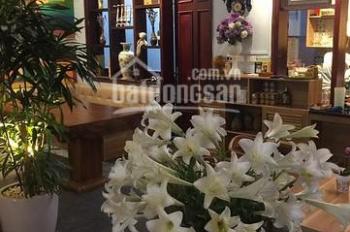 Bán nhà mặt phố Triệu Việt Vương, Hai Bà Trưng 110m2 x 9 tầng, MT 5m, LH: 0911150258