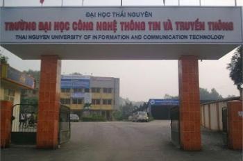 Gia đình định cư nước ngoài cần bán gấp nhà mặt phố đang kinh doanh tại ĐH CNTT- Trường Việt Bắc TN