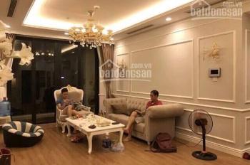 Cho thuê căn hộ Royal City tầng 18, 2 phòng ngủ, thiết kế lại đẹp, đủ đồ 16tr/tháng. LH: 0976988829