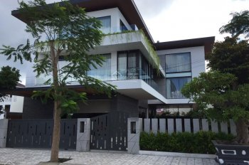 Villa Châu Âu cao cấp nhất Cao Đức Lân, An Phú, DTCN 10 x 20m. Giá 31.5 tỷ TL, sổ hồng chính chủ