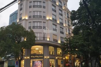 Bán nhà mặt phố Đường Thành, Hoàn Kiếm, HN, diện tích 215m2, mặt tiền 28m, nở hậu ô góc, 2 mặt tiền