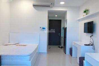 Cho thuê officetel River Gate, Bến Vân Đồn, Q4, full nội thất, giá 14 triệu/tháng, LH 0908268880