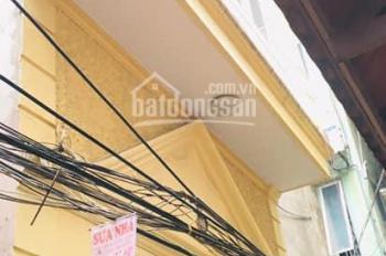 Bán nhà 3 tầng 37,2m2 mặt ngõ 51 Cẩm Văn - Tôn Đức Thắng thông 96 Đê La Thành, giá 2,58 tỷ, SĐCC