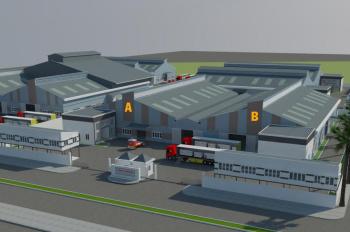 Cho thuê nhà xưởng mới xây, DT từ 2.000m2 -  5.000m2  với cơ sở vật chất đầy đủ tại KCN Hố Nai 3