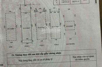Bán nhà mặt tiền đường số 8, KDC Trung Sơn, Bình Chánh, 100m2. LH: 0935771643