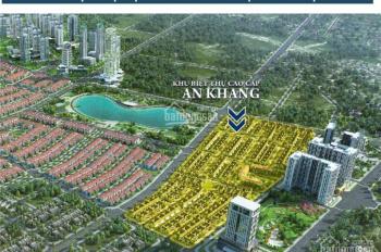 Sở hữu biệt thự An Khang khu đô thị Dương Nội chỉ với 42,5 triệu/m2. LH: Mr Khiêm 0978296102