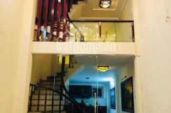 Cho thuê nhà 55m2x5T đường Trần Phú cạnh Học viện An Ninh và Kiến Trúc. Phố rộng 2 ô tô đi 18tr/th