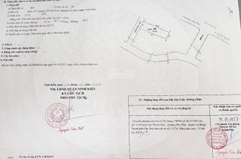 Bán nền đẹp diện tích rộng thổ cư 100% - hẻm 9 Phạm Ngọc Hưng (hẻm 69 Võ Văn Kiệt cũ) - P. An Hoà