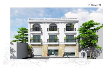 Nhà 3 tầng độc lập gần cơ động - đường Máng Nước, tổ 6 thị trấn An Dương. 1tỷ525