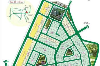 Bán đất nền biệt thự 250m2 (12,5x20m) KDC Sadeco sau lưng SC Vivo City giá 73tr/m2. LH: 0901424068