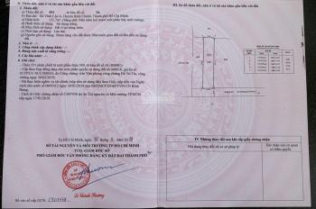 Đất nền Bình Chánh, sổ riêng từng nền, công chứng ngay, DT 5x20m, giá rẻ từ 24,5tr/m2. 0919235598