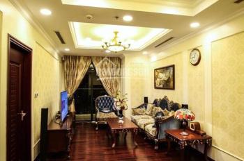 Cho thuê căn hộ Diamond Flower Lê Văn Lương 3PN full nội thất, giá 23tr/tháng. LH 0902 237 552