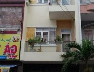 Bán nhà MT đường Cư Xá Phú Lâm D, Phường 10, Quận 6, 4 x 19m, 4  tấm, 8 tỷ